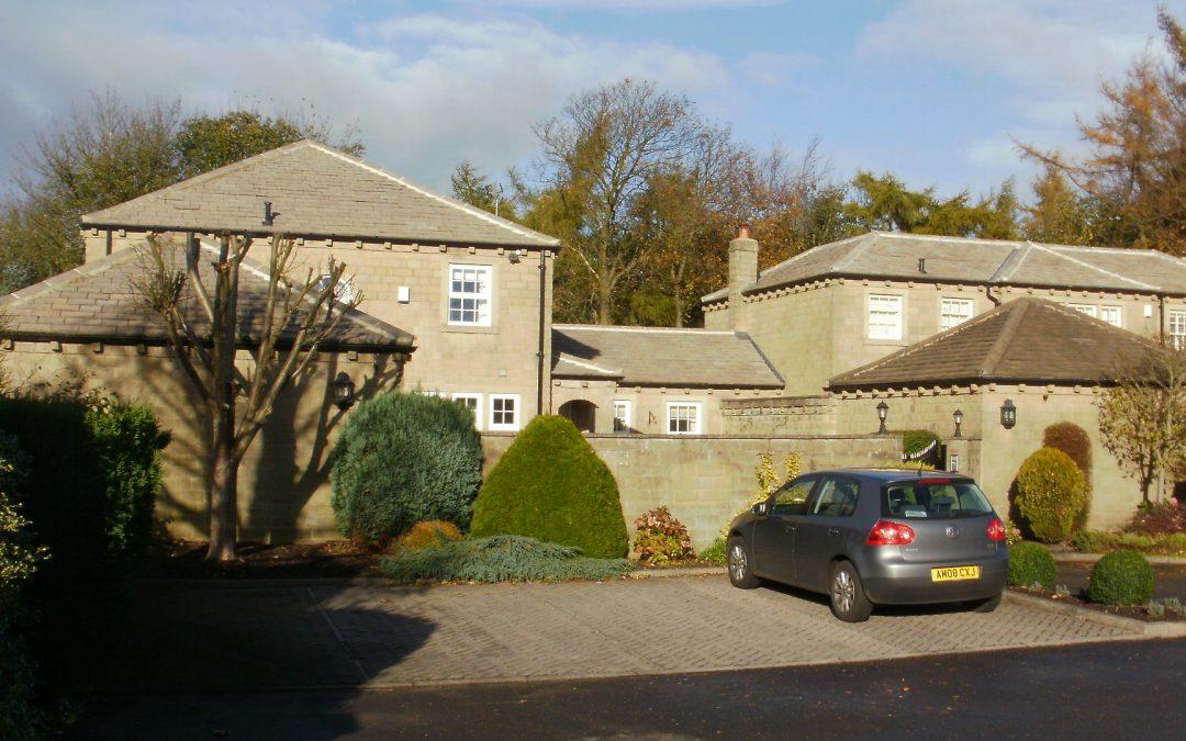 Harewood Gate Estate, Harewood, Leeds 17