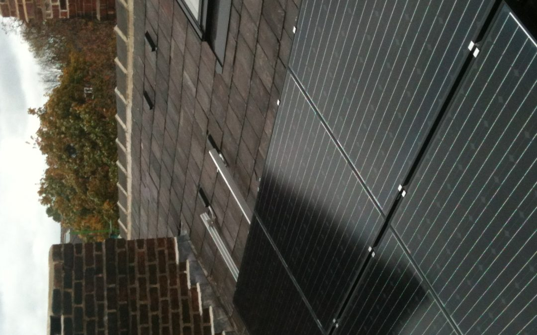 Swarthmore Education Centre – PV pannels