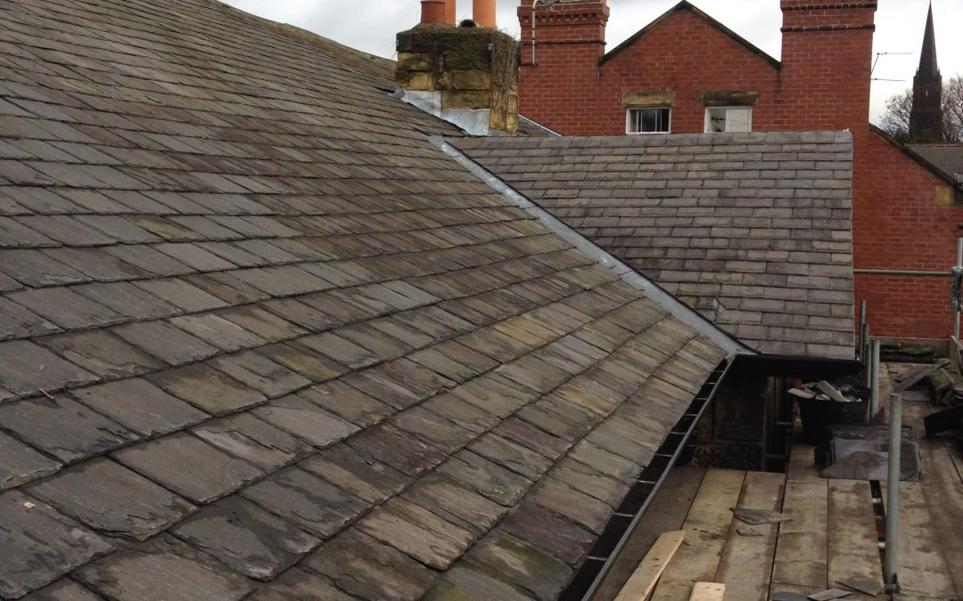 Strip and Recover Roof in Headingley