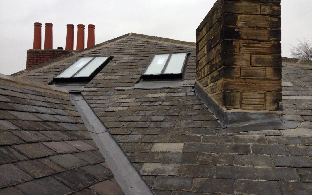 Heritage Roof Lights