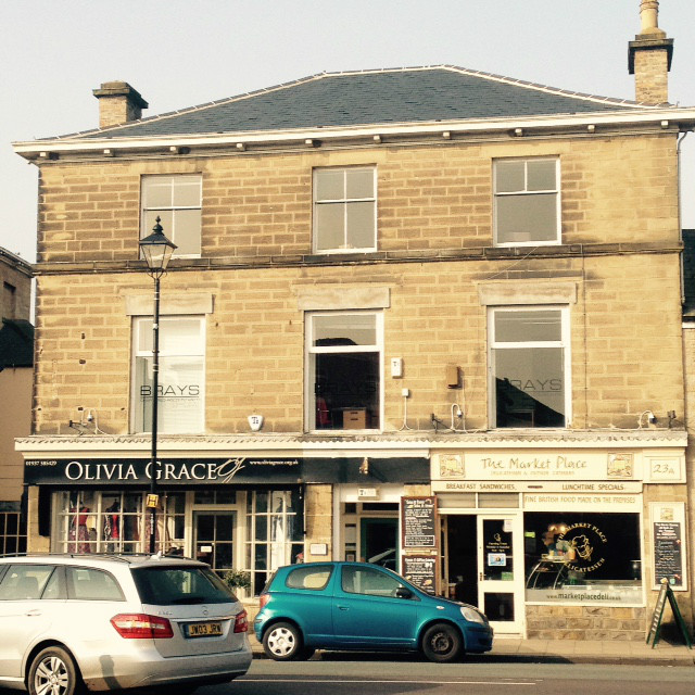 Re-roof in Wetherby