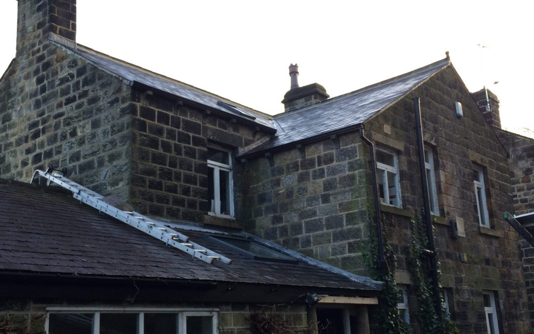 Re Roof in Adel – Process of Works
