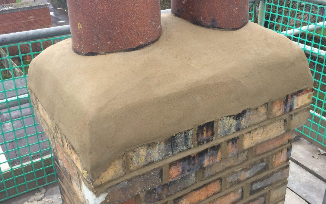 Repairs to Chimney stack
