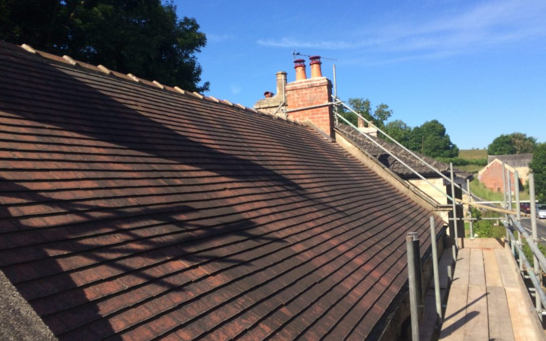 Roofing Works at Doncaster