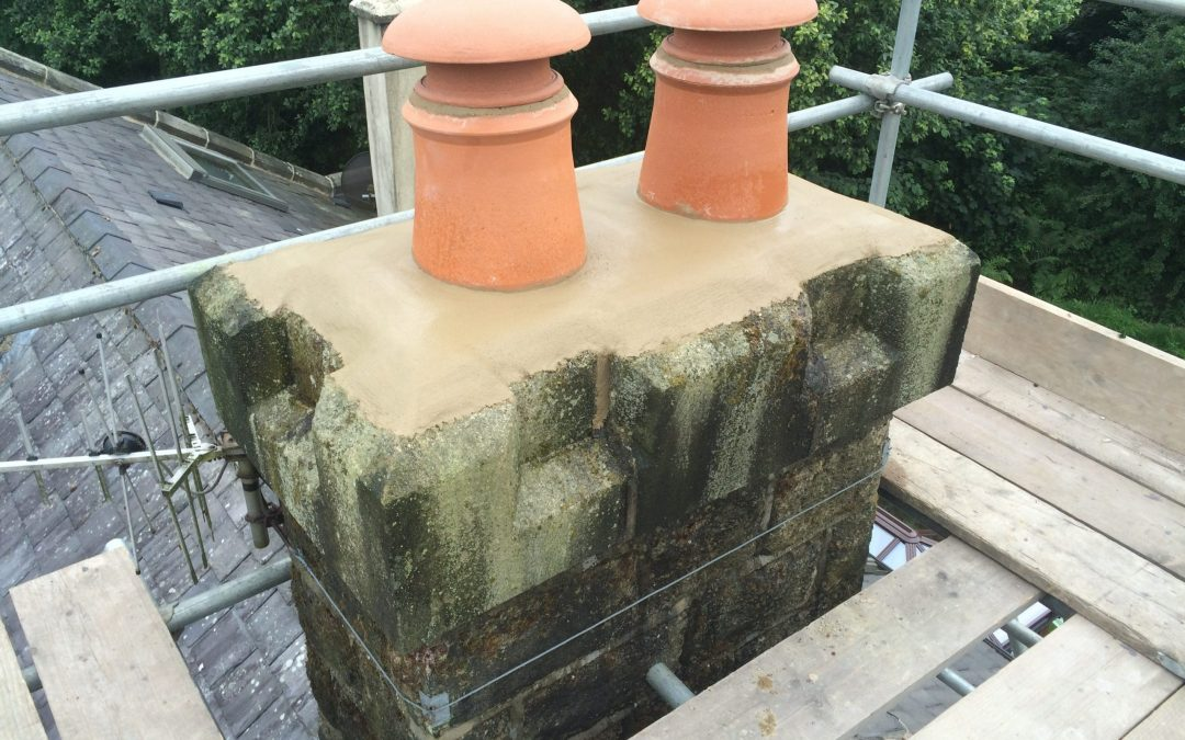 Chimney Stack works