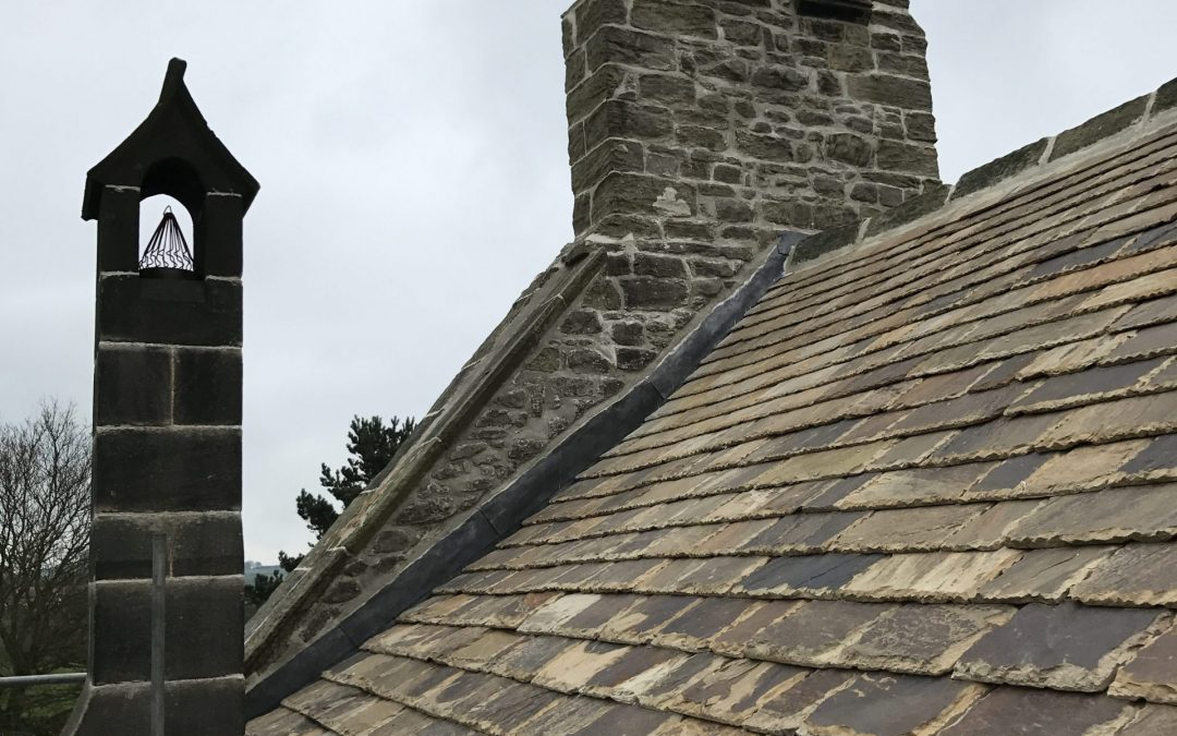 Works to Bellcote of Church