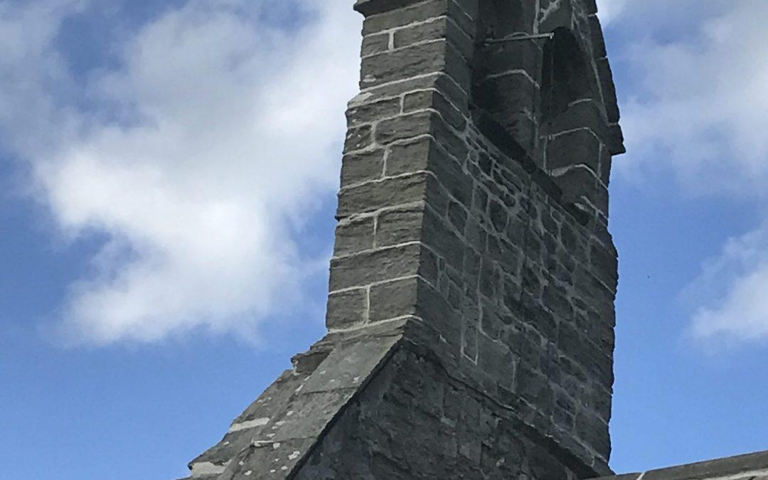 Bellcote to Church
