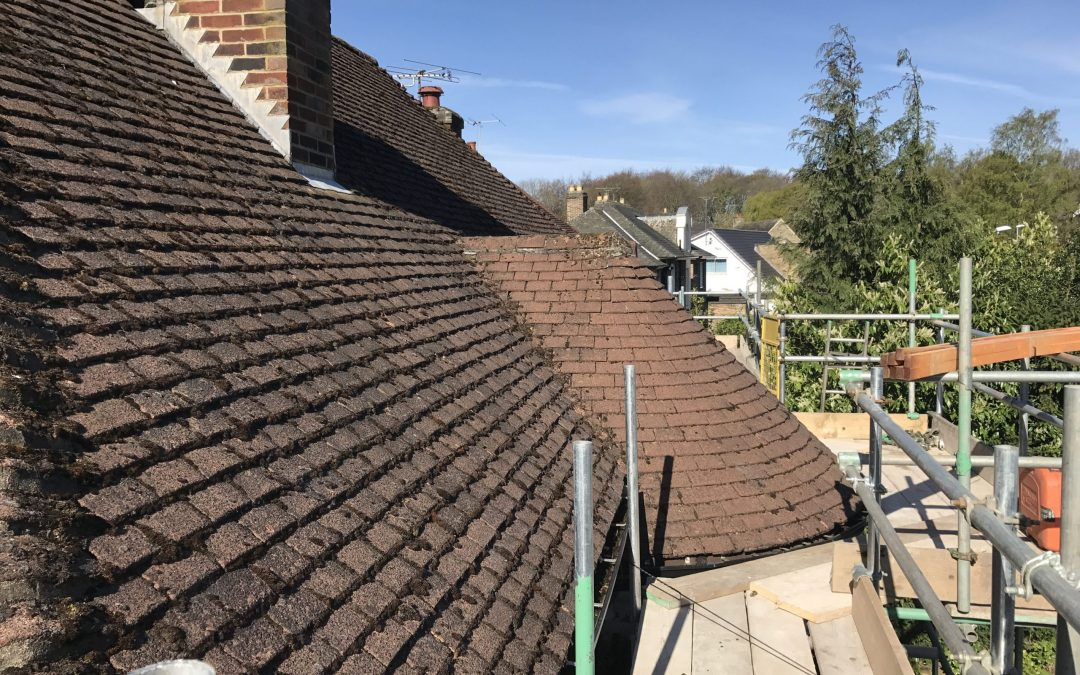 Commencement of Re-roof in Leeds 16