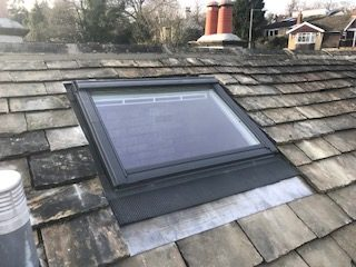 New Velux Roof Light fitted in Baildon