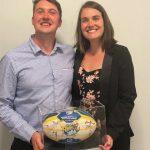Leeds Rhinos Match Ball Sponsorship 1