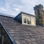 Re-roofing project in Leeds 1