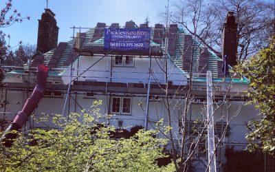 Re-roof in Leeds 16