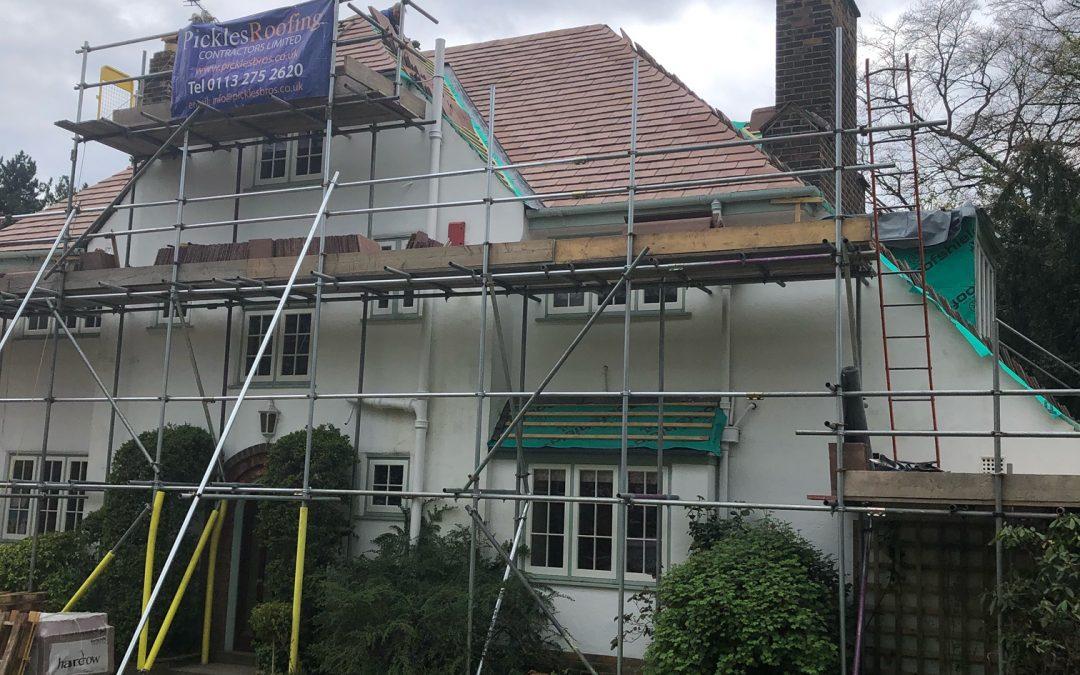 Leeds 16 Re-roof