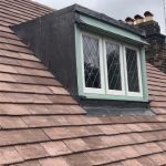 New Hardrow Slate Roof Covering 2