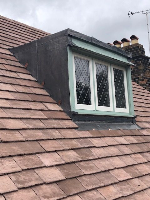 New Hardrow Slate Roof Covering