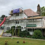 Re-roof in Leeds 16 almost complete 3