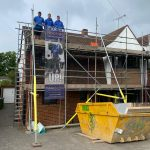 Re-roofing project - Meanwood 4