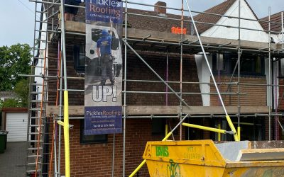 Re-roofing project – Meanwood