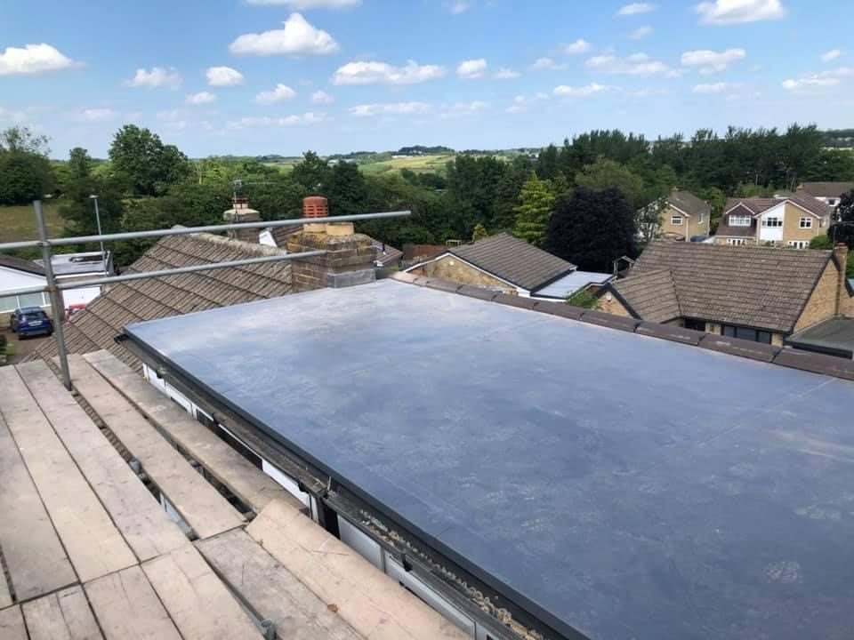 Flat Roof Replacement 2